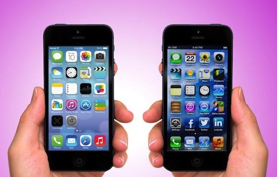 iOS 6 terugzetten