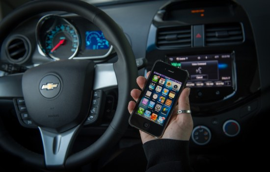 Bèta-versie iOS 7.1 duidt op integratie met de auto