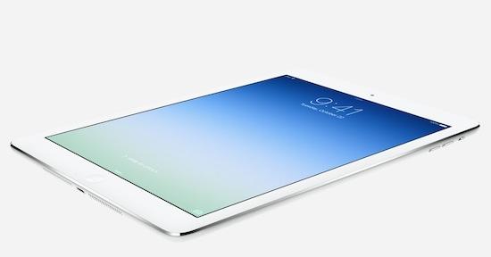 iPad Air is lichter en dunner [prijs]