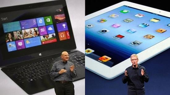 Microsoft geeft $200 voor oude iPads