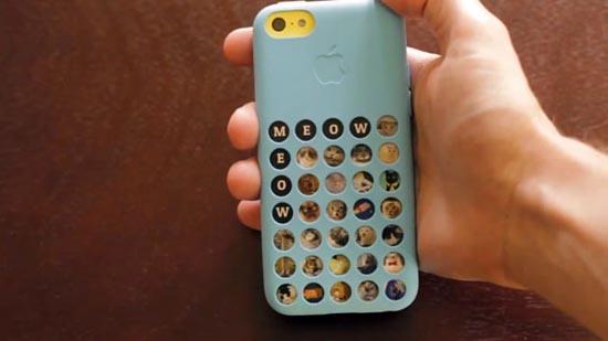 Ohi nieuw iPhone hoesje