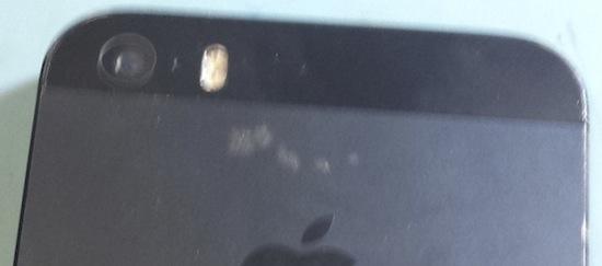 iPhone 5S uitgelekt in foto's