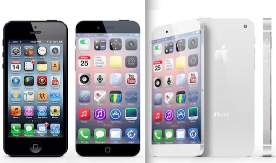 Zo ziet een iPhone met groter scherm eruit