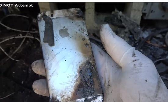 Kijk hoe een magnetron de iPhone 5s & 5c vernielt