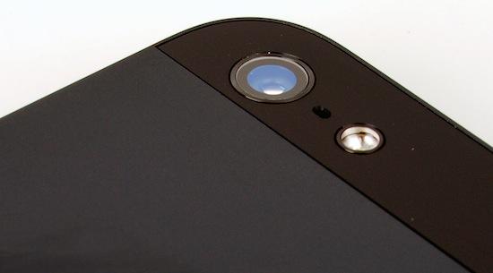iPhone 5S krijgt slow-motion camera