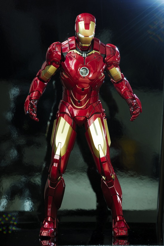 Iron Man Mark 4