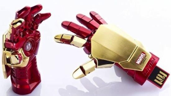 Iron Man USB-stick