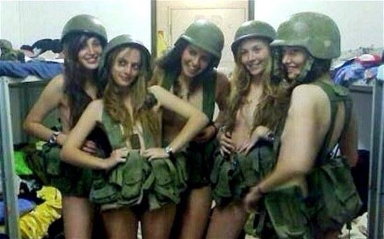 Soldier babes