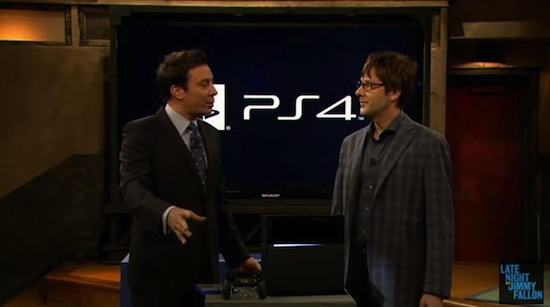 Jimmy Fallon PS4 Xbox One