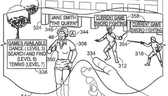 Dit moet de Kinect-gamebril van Microsoft worden