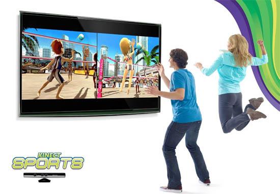 Xbox Kinetic Sports