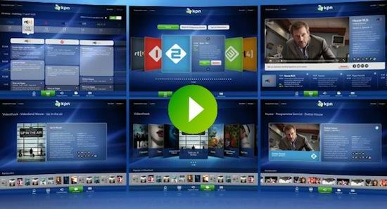 KPN komt met digitale TV voor Windows 8