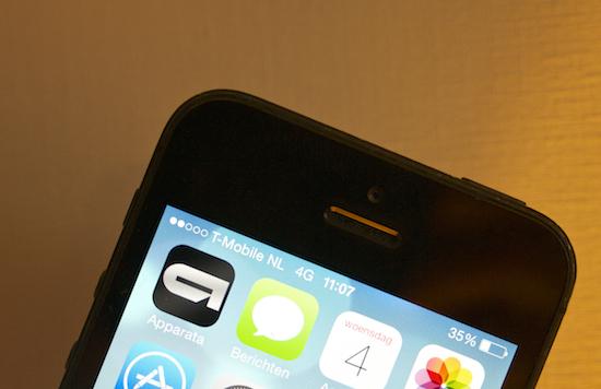 KPN wil 4G-schakelaar op iPhone om wifi te omzeilen