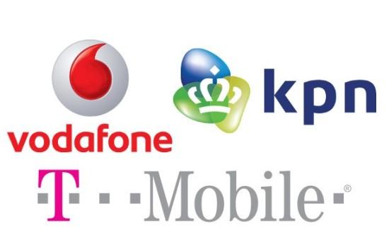 KPN T-Mobile & Vodafone