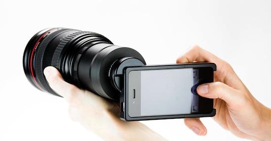 Krant ontslaat fotografen, geeft redacteuren iPhone-cursus