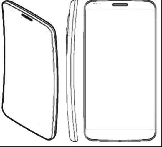 LG G Flex met gebogen scherm
