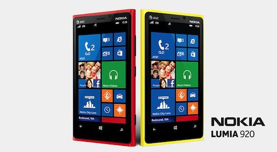 Nokia maakt verlies, maar de verkoop van Lumia