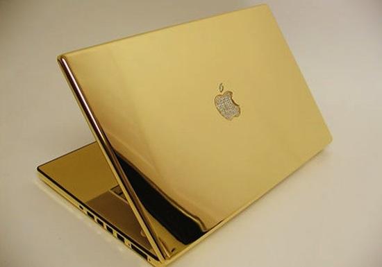 Gouden MacBook Pro