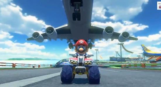 Zo ziet Mario Kart 8 eruit [trailer]