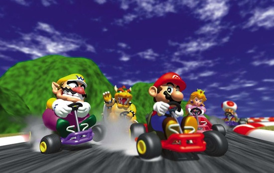 Het Grote Mario Kart Drinkspel