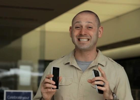 Microsoft dist de Galaxy S4