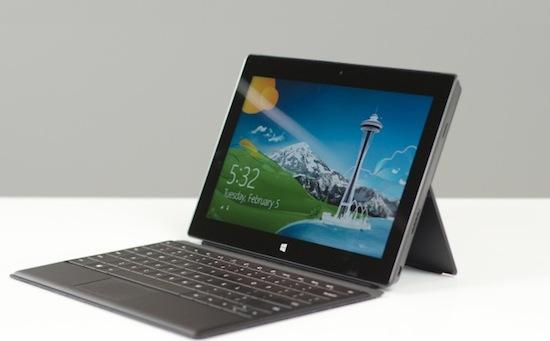 Microsoft maakt nu ook de Surface Pro goedkoper