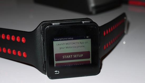 Motorola stort zich op