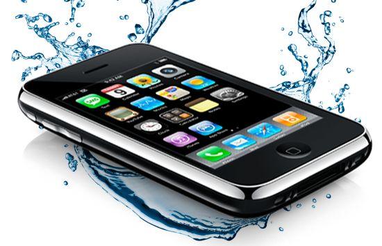 Natte iPhone