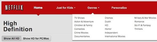 Dit kun je straks kijken op Netflix