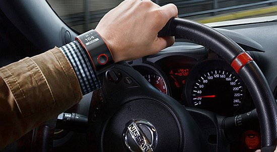 Nismo Concept Watch by Nissan