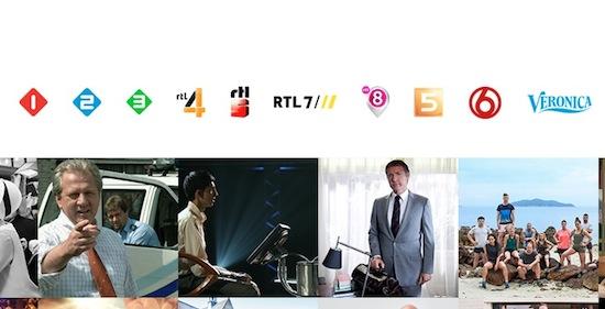 NPO, RTL en SBS komen met Netflix-killer: NL Ziet
