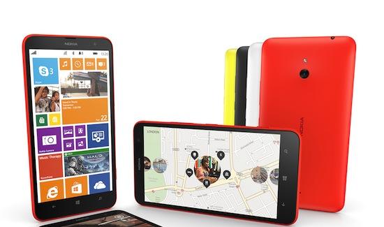 Zeven nieuwe apps & updates voor Nokia Lumia