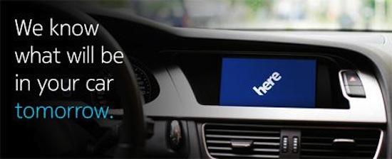HERE Auto: Nokia's poging om de autowereld te veroveren