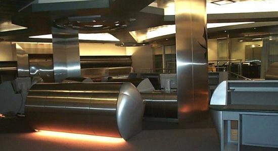 NSA HQ Star Trek