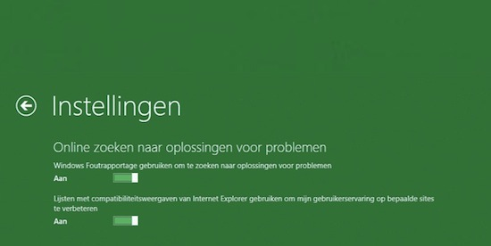 De NSA scant je Windows probleemrapporten