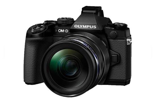 De Olympus OM-D E-M5