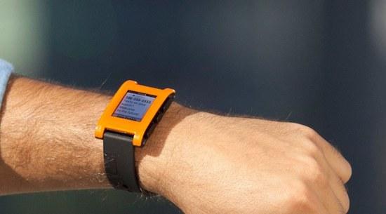 Pebble Smartwatch update