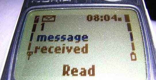Stille sms'jes politie inbreuk op privacy