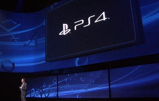 Playstation 4 presentatie