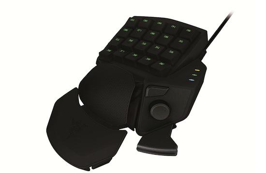 Razer Orbweaver Elite is keypadporno voor gamers