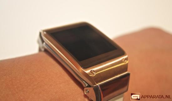 Smartwatch van Samsung te koppelen aan meer toestellen
