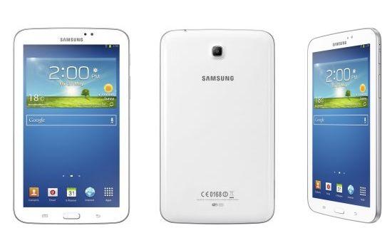 Samsung Galaxy Tab 3 met 7 inch-scherm