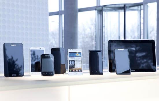 Samsung Smartphones & Tablets