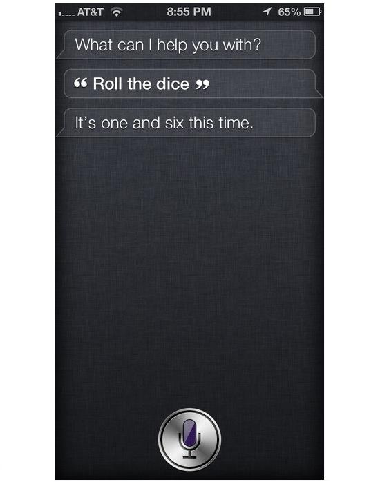 Top 10: antwoorden van Siri die je niet zag aankomen