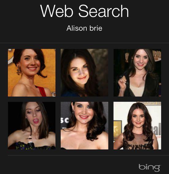 Laat Siri voor je zoeken