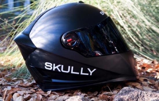 Skully helm