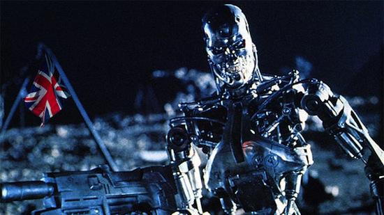 Skynet op komst. Vaarwel wereld.