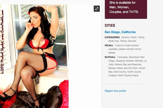 Slixa: Startup begint Facebook voor prostituees