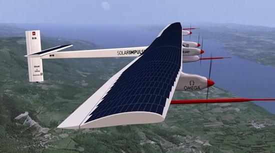 Solar Impulse afstandrecord