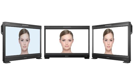 Sony brengt 4K OLED-beeldschermen op de markt